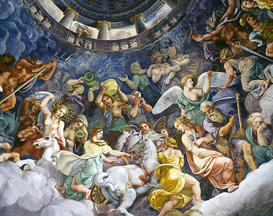 Les Douze Dieux De L Olympe I